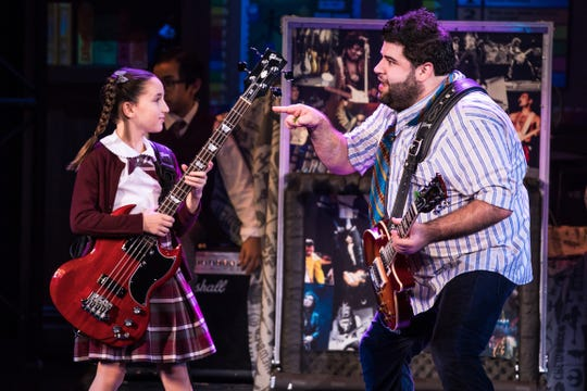 """From """"School of Rock,"""" currently at Artis-Naples."""