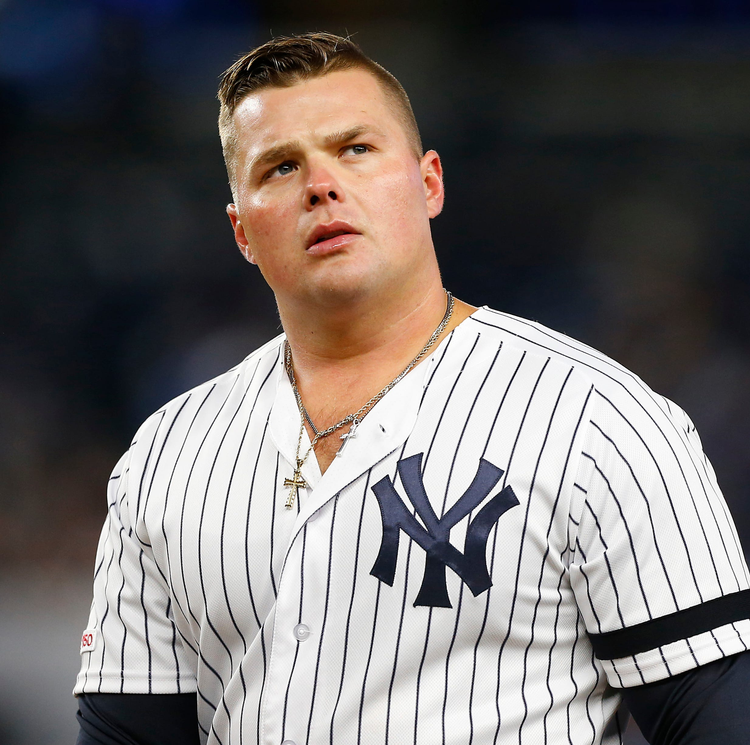 Former Missouri State slugger Luke Voit is on a tear with the New York Yankees