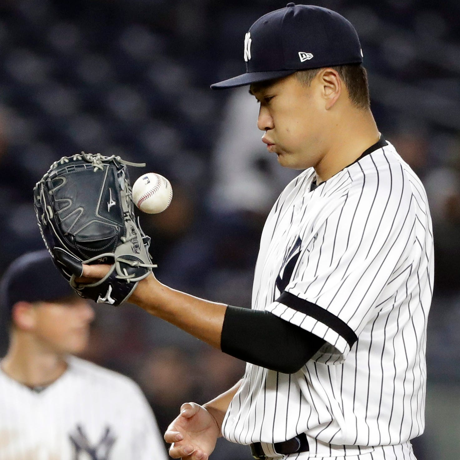 New York Yankees, Los Angeles Angels announce lineups for Thursday