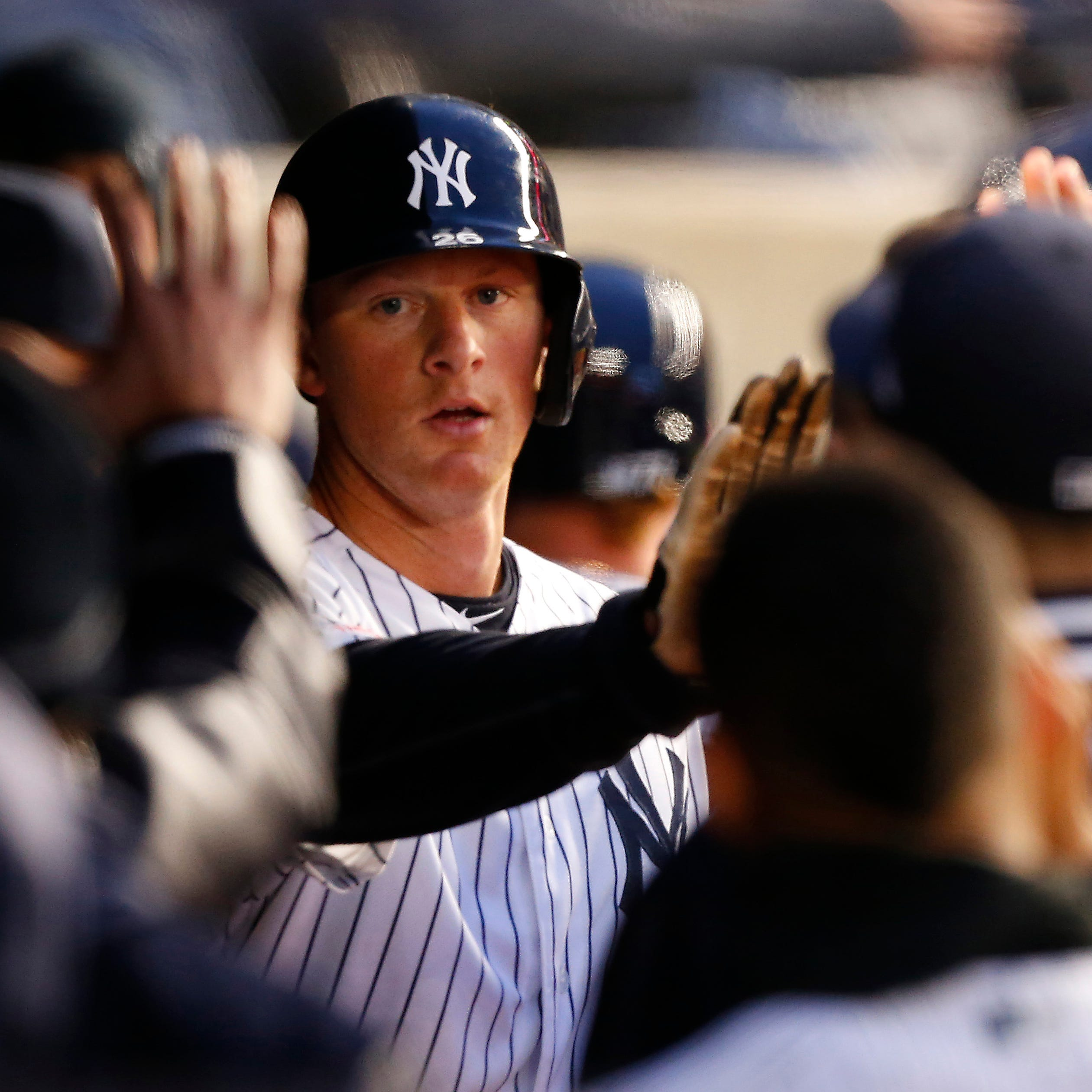 DJ LeMahieu taking on bigger role for Yankees at third base