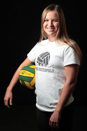 La Quinta water polo player Savannah Hampton is selected as one of The Desert Sun's top winter athletes, Palm Springs, Calif., April 3, 2019.