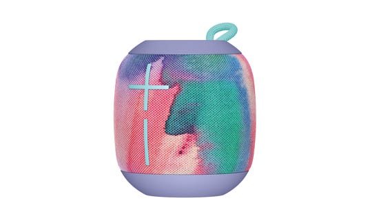 This portable speaker is perfect for Coachella downtime
