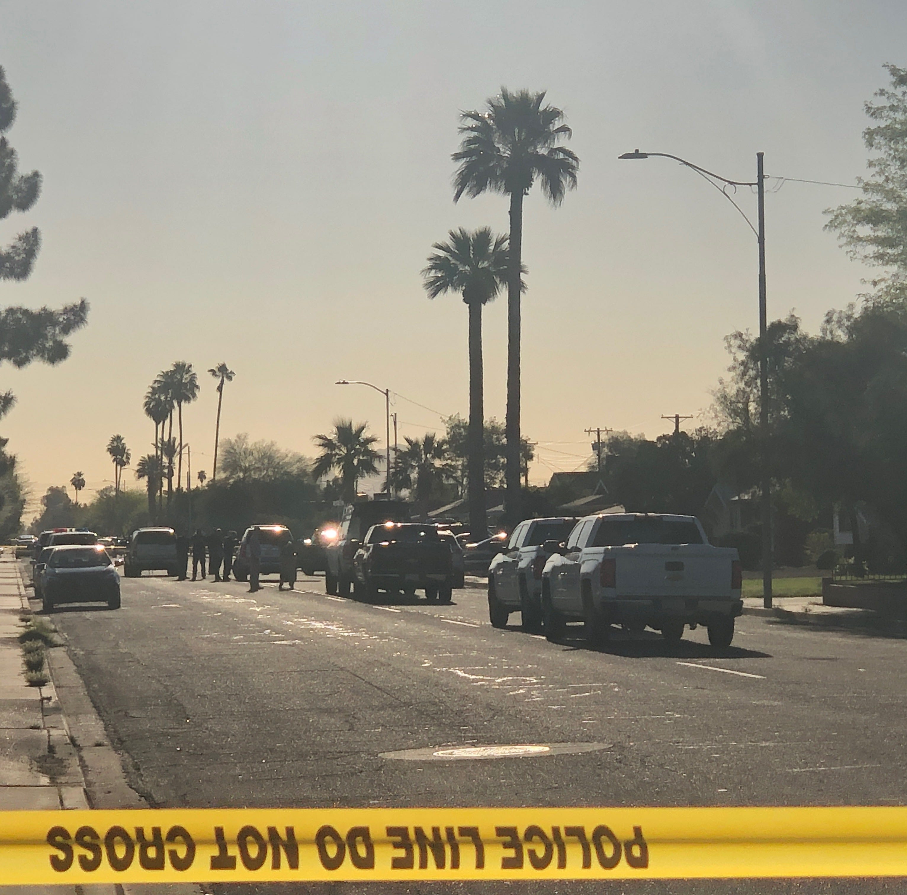 4 wounded, a little girl dead: How a violent day in Phoenix unfolded