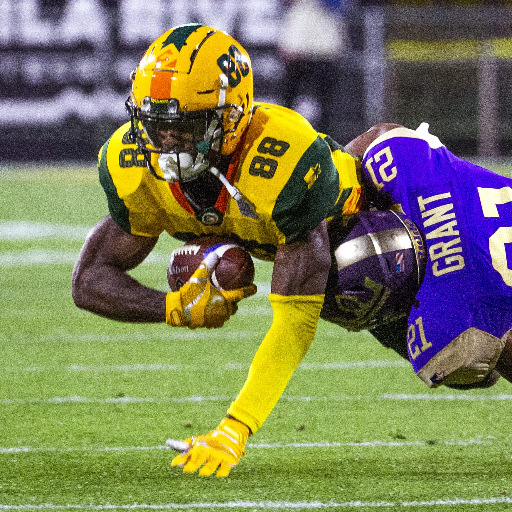The NFL watched the AAF try to innovate football before its shutdown