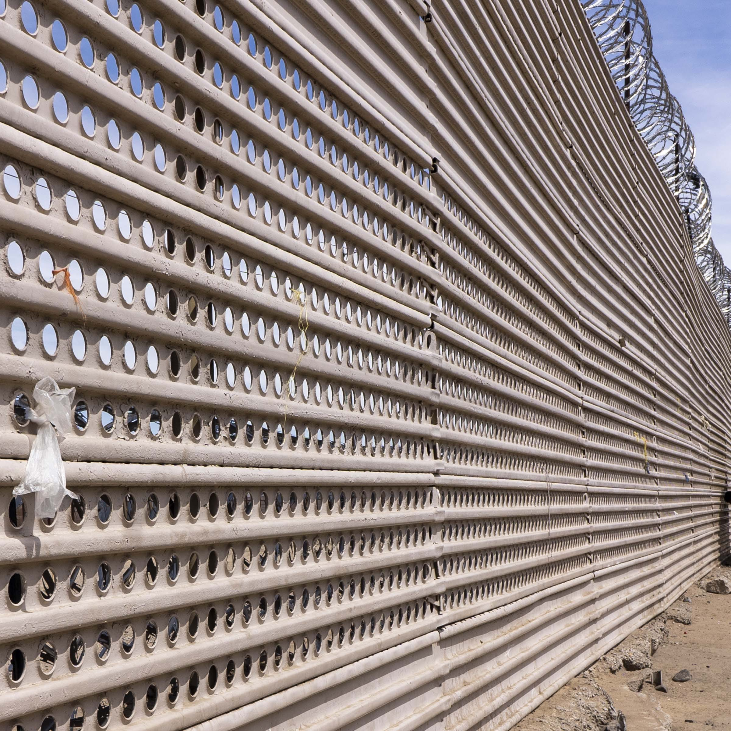 Demolition of aging border fence in Yuma begins, will be replaced by upgraded barriers