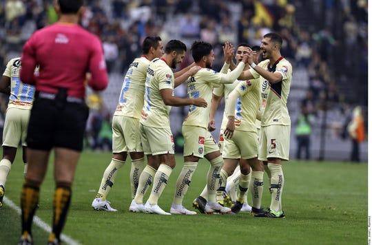 América se sacudió la malaria en semifinales de Copa MX.