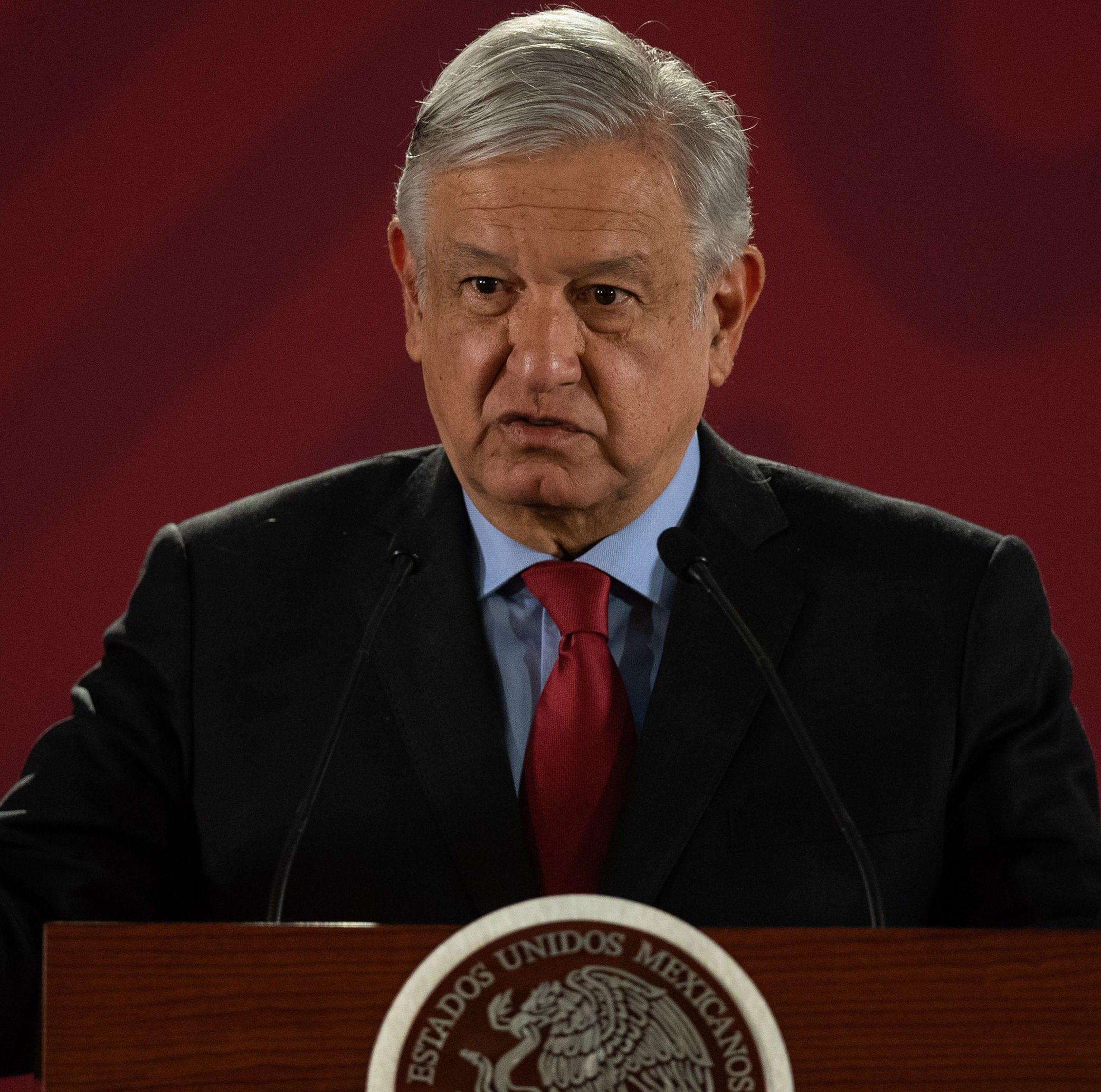 'Cierre de frontera no convienea nadie':AMLO