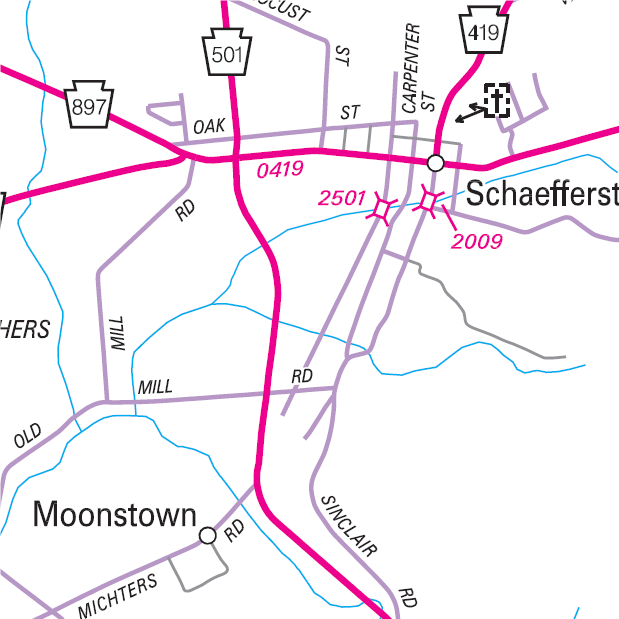 Schaefferstown's Market Street to be closed for months for bridge replacement