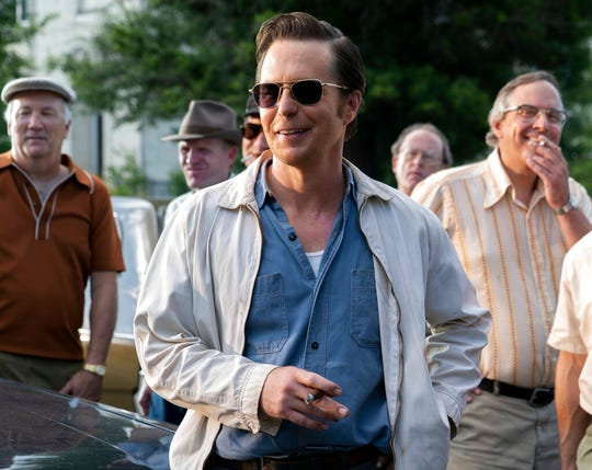 """Sam Rockwell stars in """"The Best of Enemies."""" The movie opens Friday at Regal West Manchester Stadium 13."""