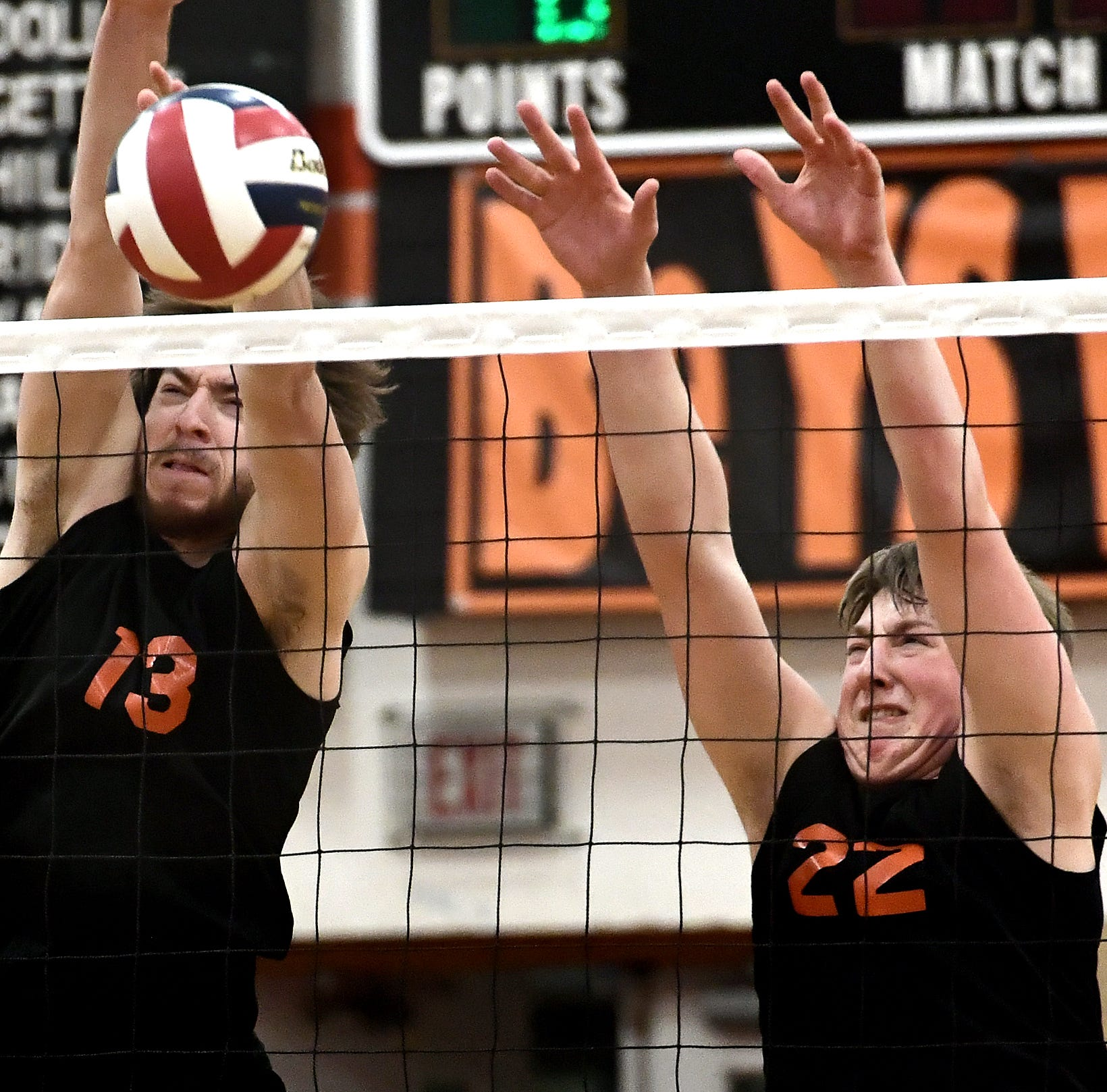 DISTRICT 3 BOYS' VOLLEYBALL, WEDNESDAY, MAY 22: York Suburban, Central York earn wins