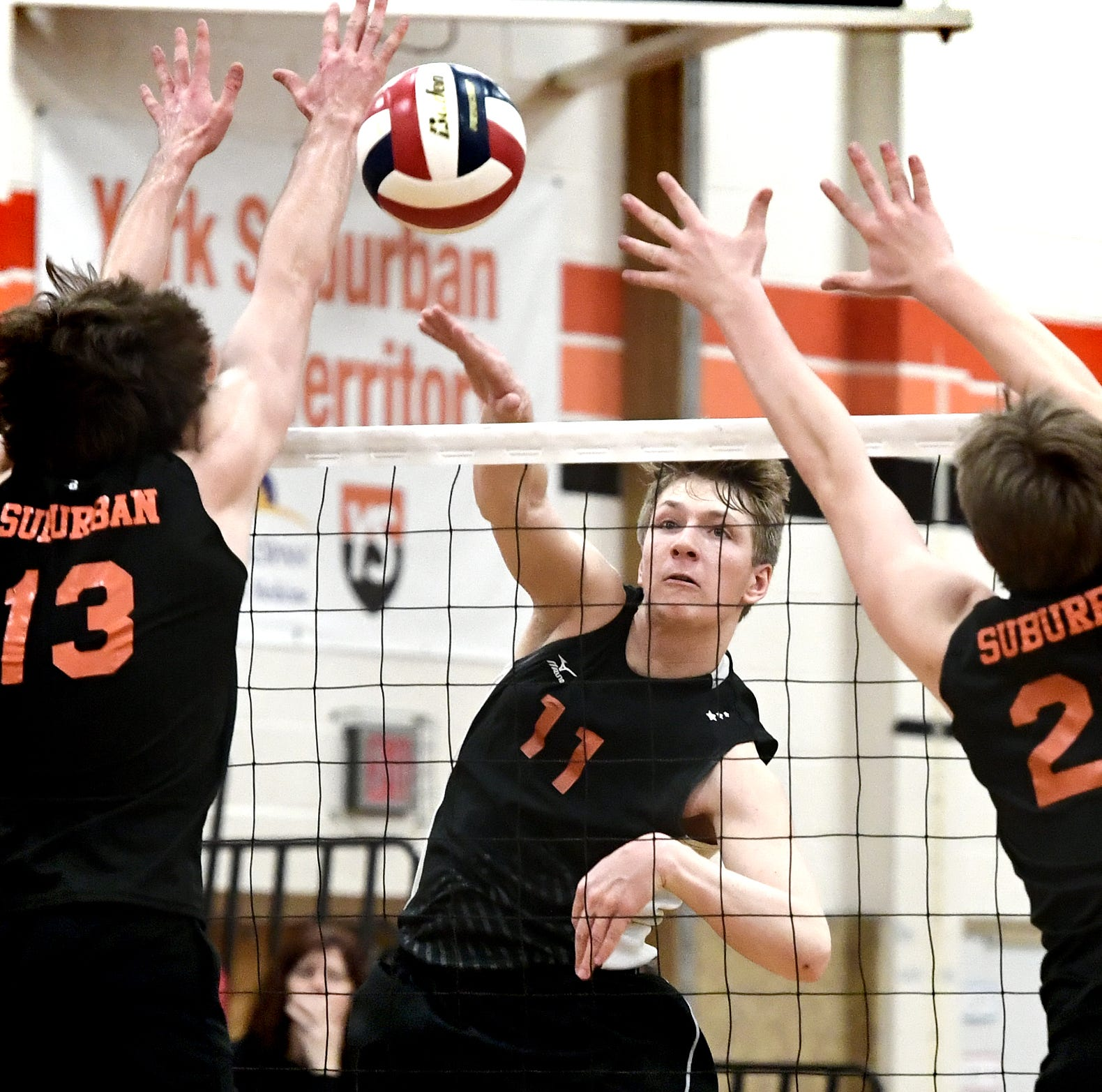 Northeastern, Central York set for another showdown in storied boys' volleyball rivalry