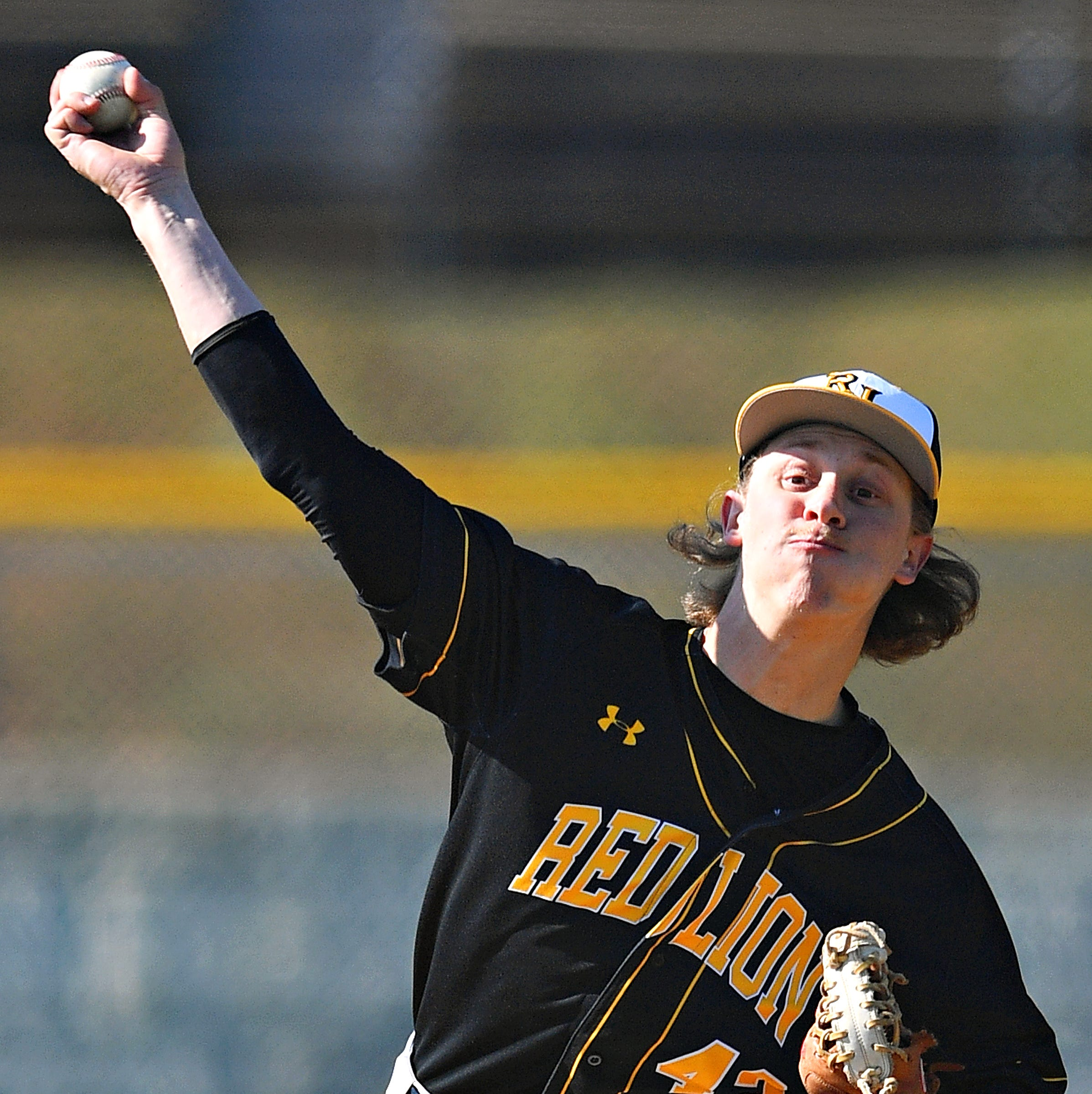 PREP ROUNDUP, WEDNESDAY, APRIL 3: C.J. Czerwinski pitches Red Lion over Dallastown