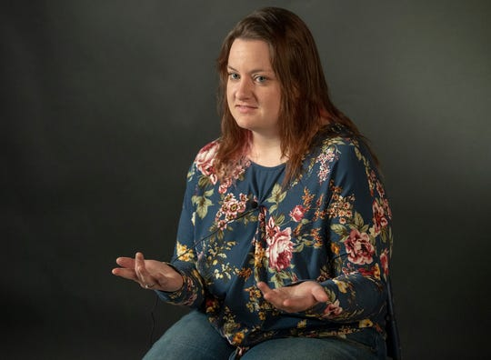 """""""At what point do they stop? Could he have gone the entire way and finished?"""" said Heather Strausbaugh, 28, of Heidelberg Township, in an interview. She was recalling the details of an undercover sting operation in which an West Manchester Township police officer got naked and laid next to her in bed."""