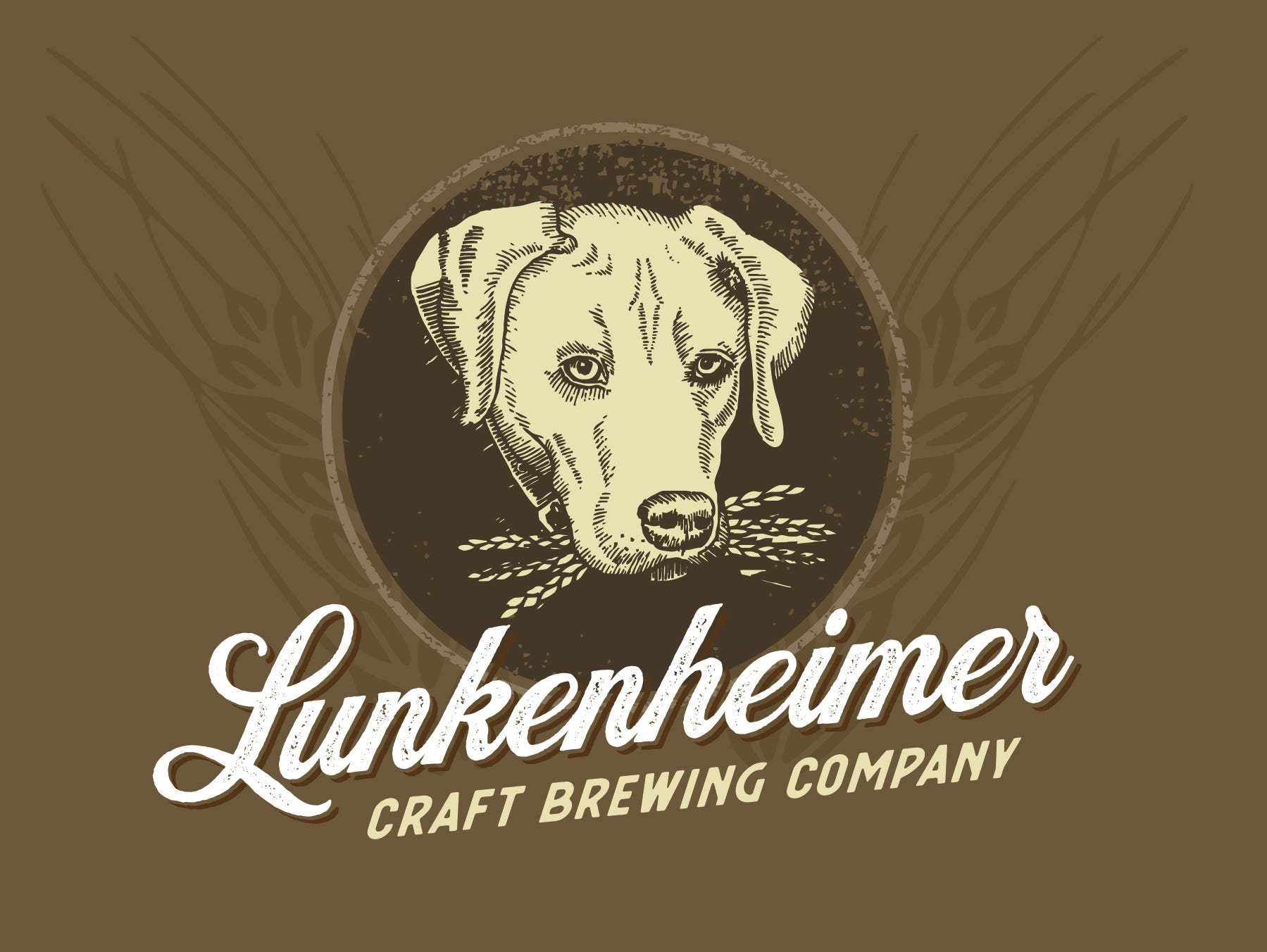 Lunkenheimer Craft Brewing's new logo.