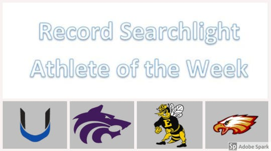 Vote online for Record Searchlight Athlete of the Week