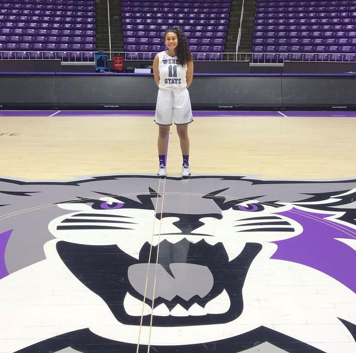 Enterprise senior Jadyn Matthews verbally commits to Division I women's basketball program