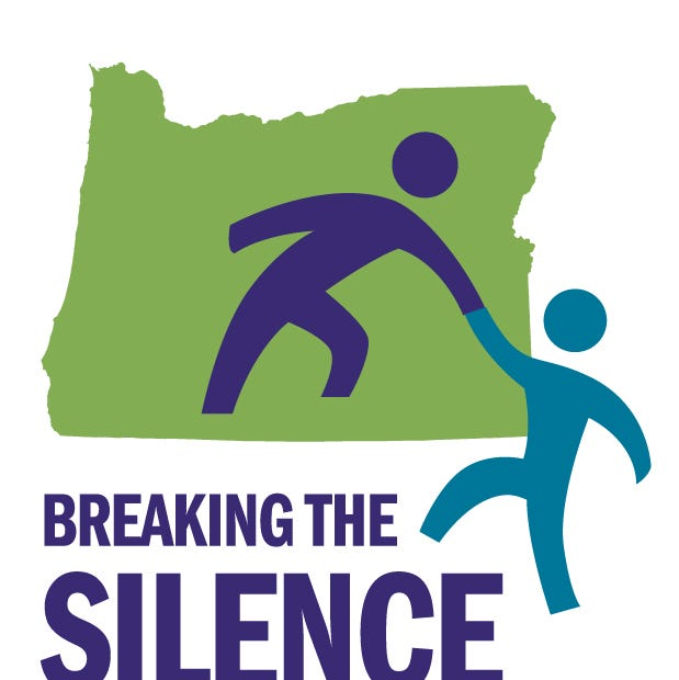 """Breaking the Silence,"" an Oregon news media collaboration to provide help and hope for state's suicide crisis"