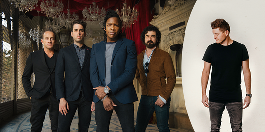 Newsboys with guest Adam Agee will perform at the Oregon State Fair at 7 p.m. Thursday, Aug. 29.