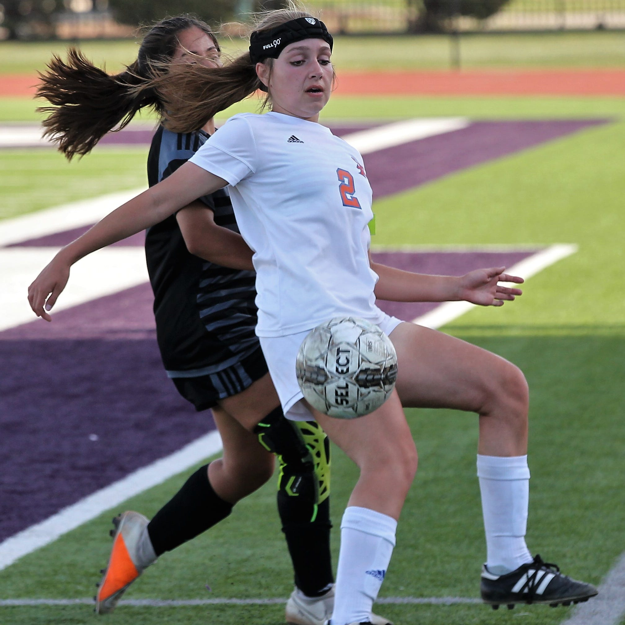 San Angelo Central girls soccer team edges Odessa Permian in playoff shootout