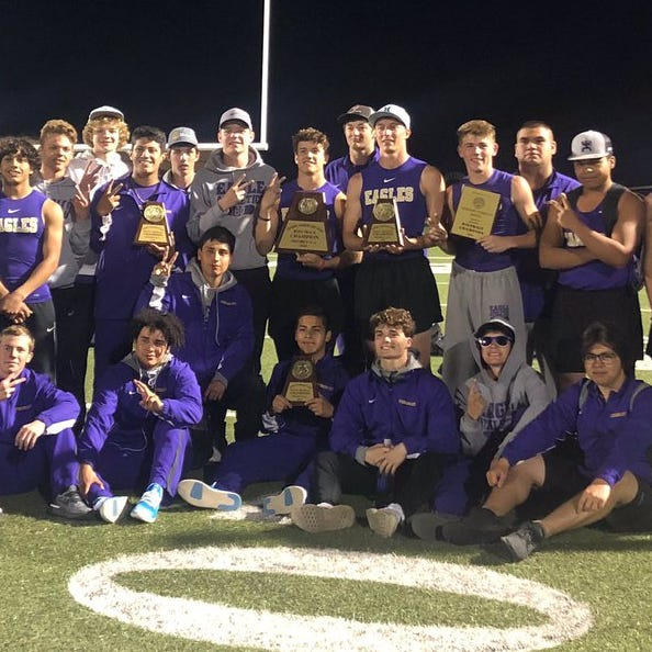DISTRICT TRACK: Sterling City boys, Blackwell girls win 11-1A team titles