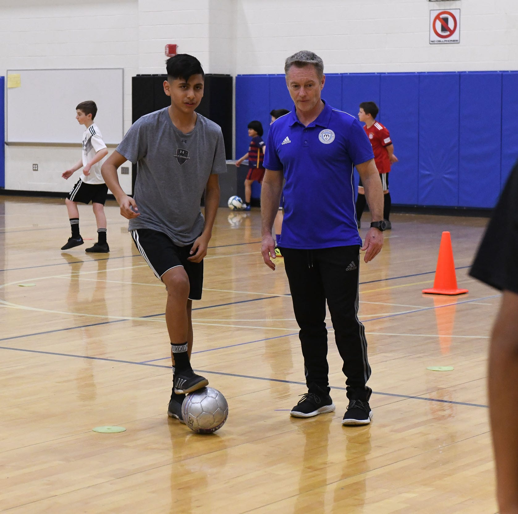 Matrix Soccer Academy preps young athletes for big stage