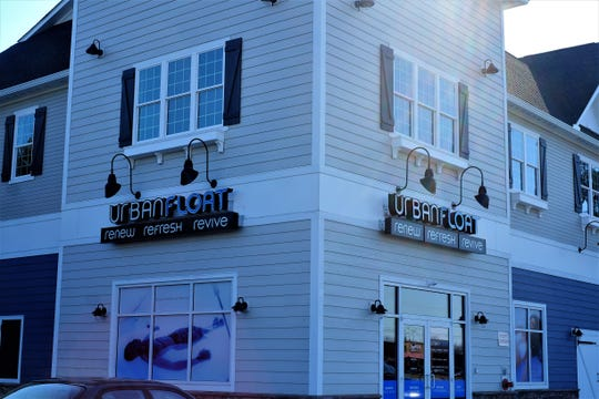 Urban Float opened in Rehoboth Beach earlier this year and is the only flotation therapy spa in Sussex County.