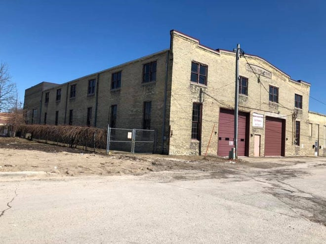 After renovations, this building on N. 14th and Niagara Ave. will be the new home Lakeshore Technical College's new campus in Sheboygan.