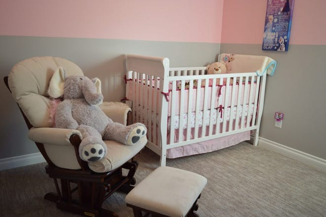The American Academy of Pediatrics recommends safe steps - including removing soft objects and loose bedding from beds - to keep babies safe as they sleep.