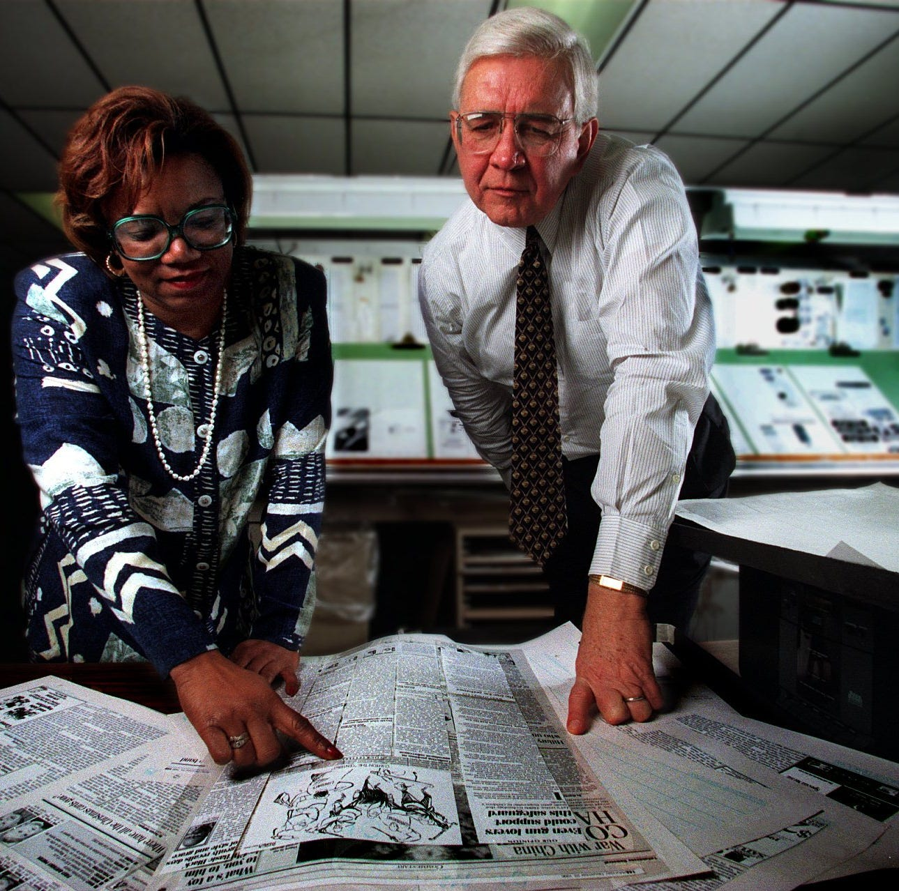 Lorraine Branham, first female and African American editor at Tallahassee Democrat, dies at 66