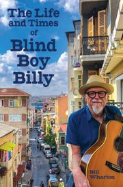 """For his Word of South Festival appearance audiences can get a taste of gumbo while enjoying excerpts from Wharton's new album and memoir, """"The Life and Times of Blind Boy Billy."""""""