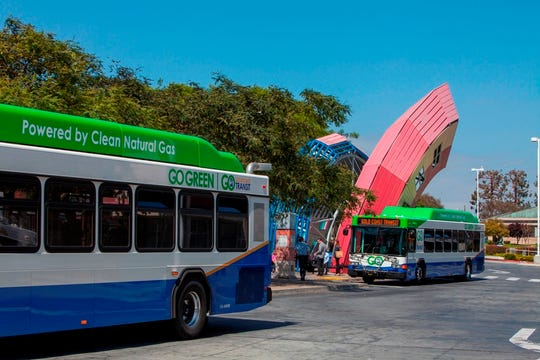 """The Gold Coast Transit District says it will have to get """"creative"""" to offer more frequent bus service, which is what many passengers say in a survey is the No. 1 improvement that would make them ride more."""