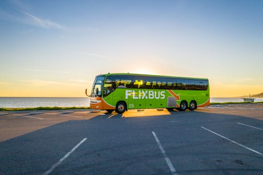 FlixBus partners with local bus companies to bring inexpensive rides to passengers. It plans a stop in Ventura.