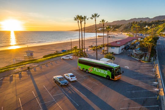 FlixBus plans a route to make it easier to travel from Southern California to Northern California. One stop is planned for Ventura.