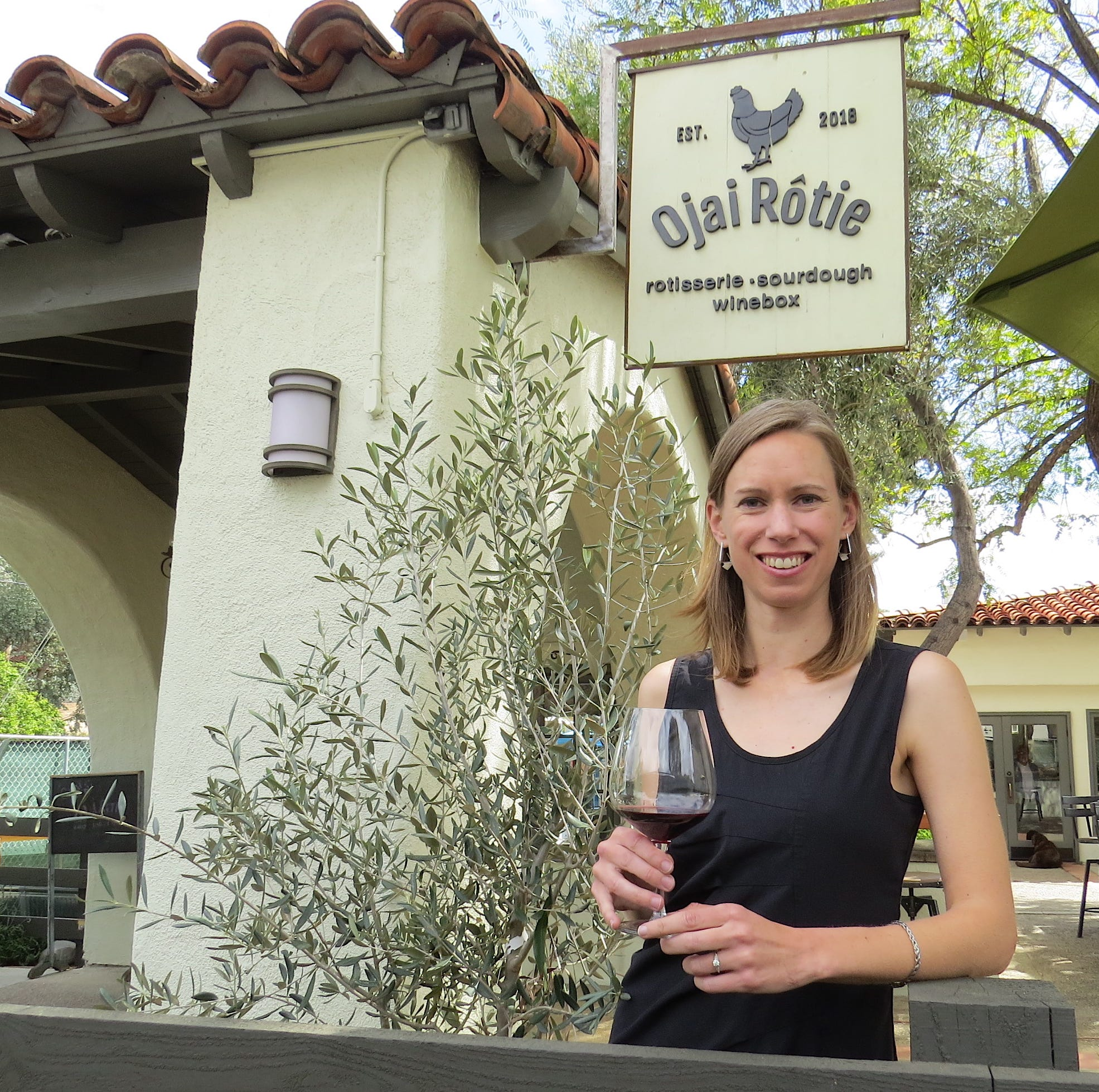 Cafe Society: Ojai Rotie's home-grown sommelier hopes to give diners next-level experience