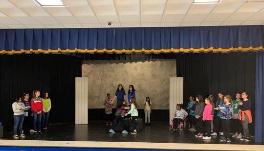 """Woodruff School's ACE Music Program will present Disney's """"Frozen Jr."""" at 7 p.m. April 12, 2 and 7 p.m. April 13 and 2 p.m. April 14 in the school's cafetorium at 1385 Highway 77 in Seabrook."""