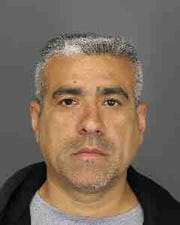 Ricardo Jimenez, 54, of Yonkers, was accused of running a kickback scheme that scammed the Chappaqua school district.
