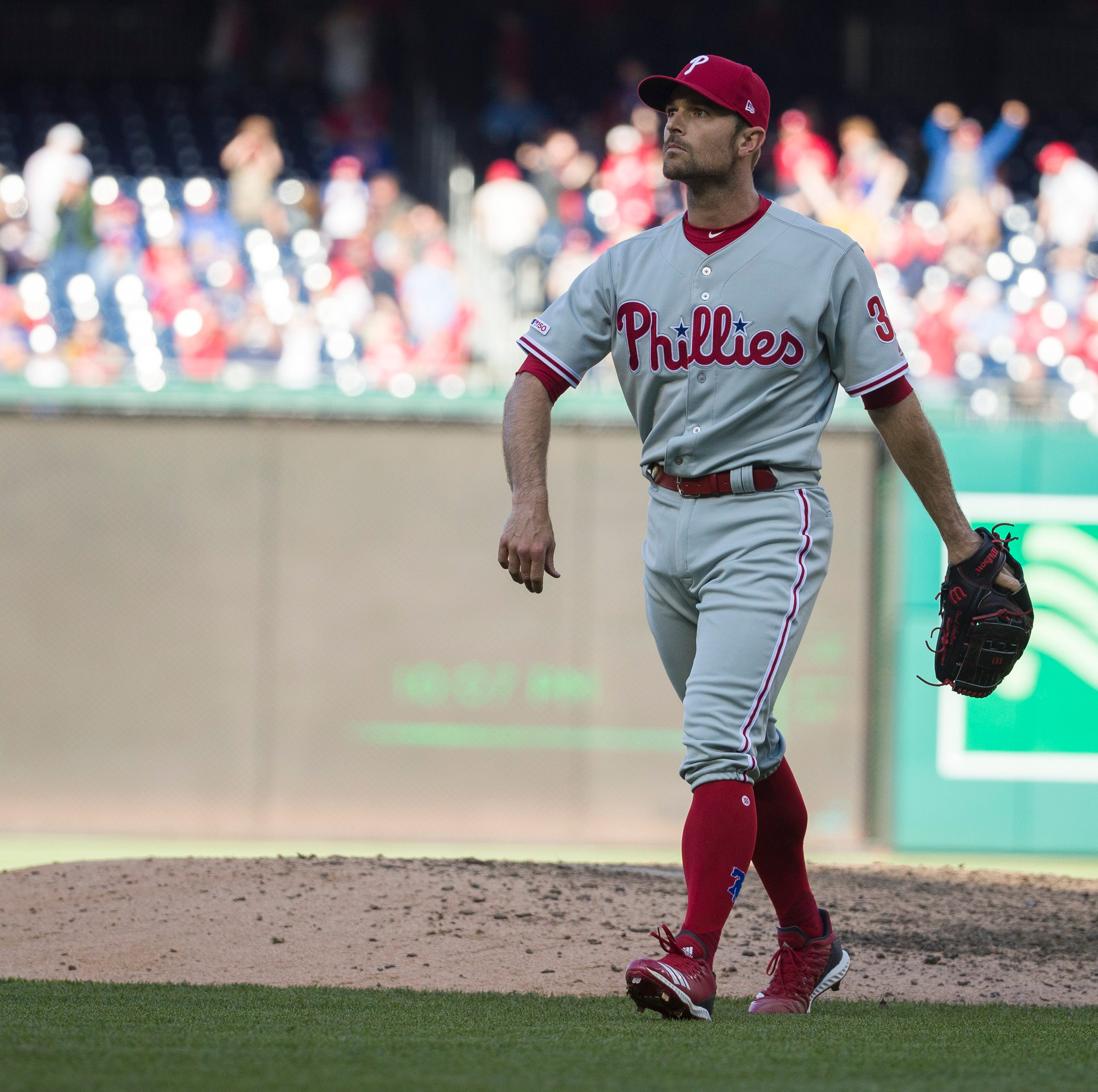 Seeking relief: Robertson's struggles cost Phillies in loss to Washington
