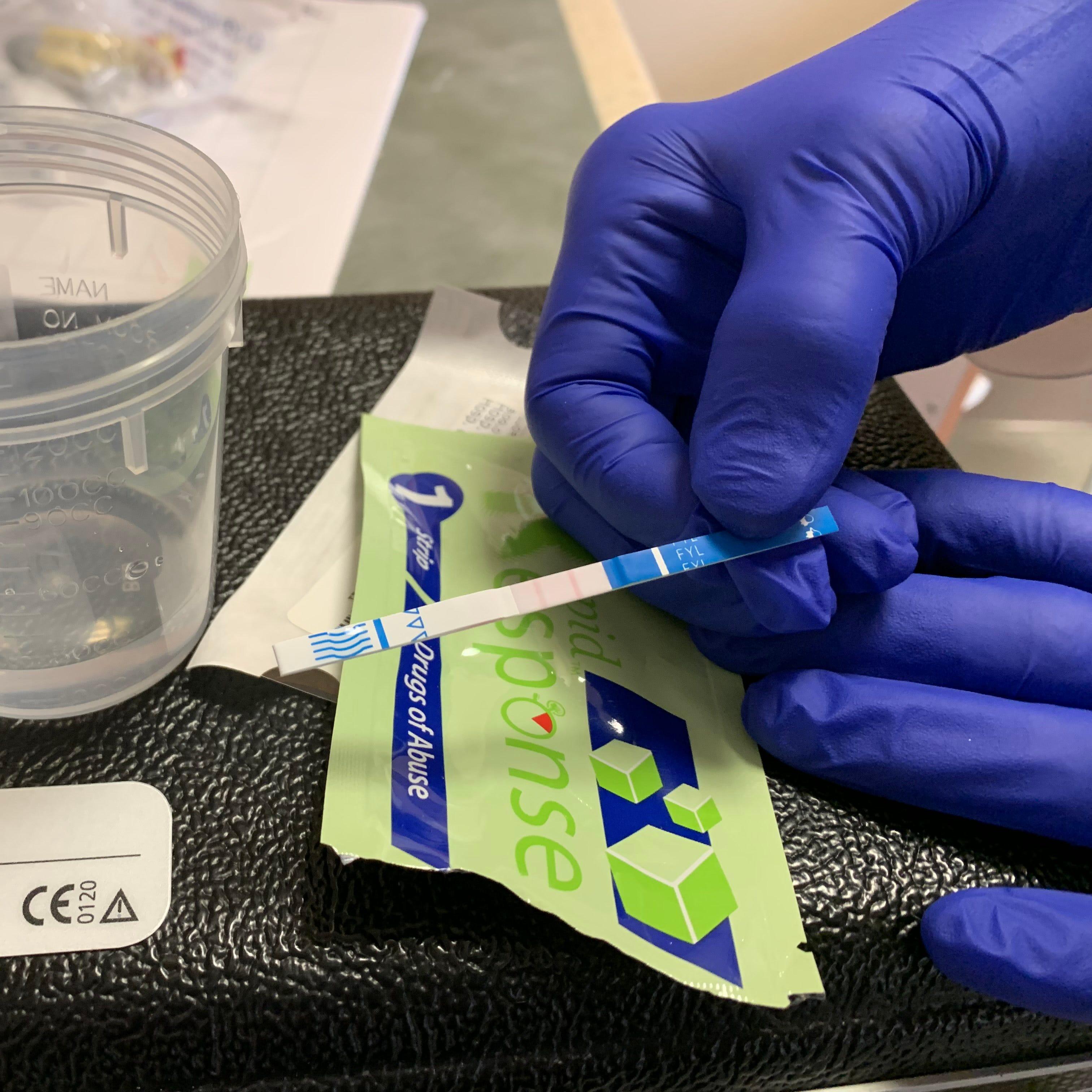 Fentanyl drives Delaware's overdose deaths but drug tests don't screen for it