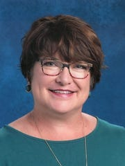Carol Gibbs, assistant principal at Farris Early Childhood Center