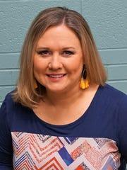 Jefferson Elementary Principal Erica Adkins