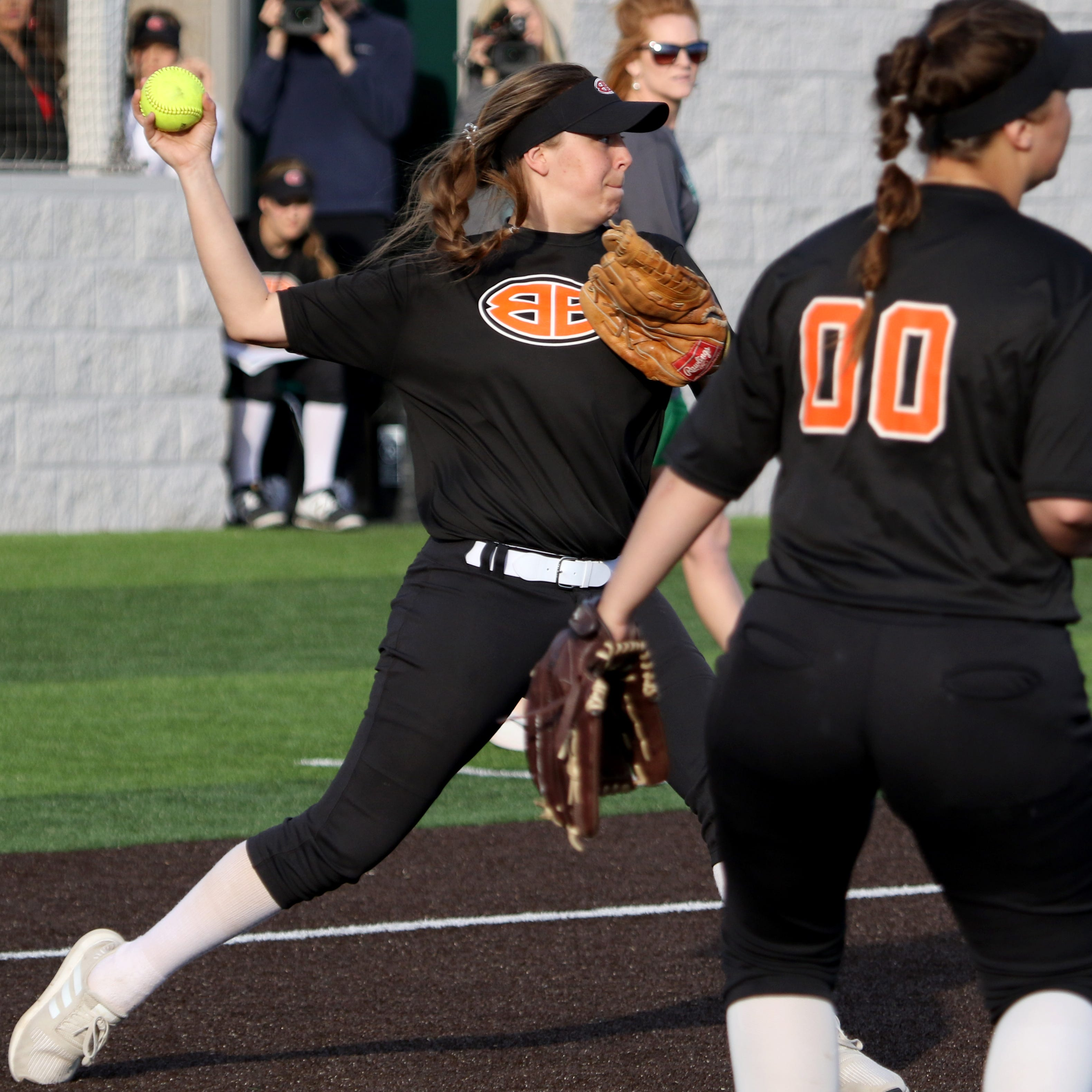 Burkburnett's Kelsea Armstrong hopes to follow sister's similar path to state tournament