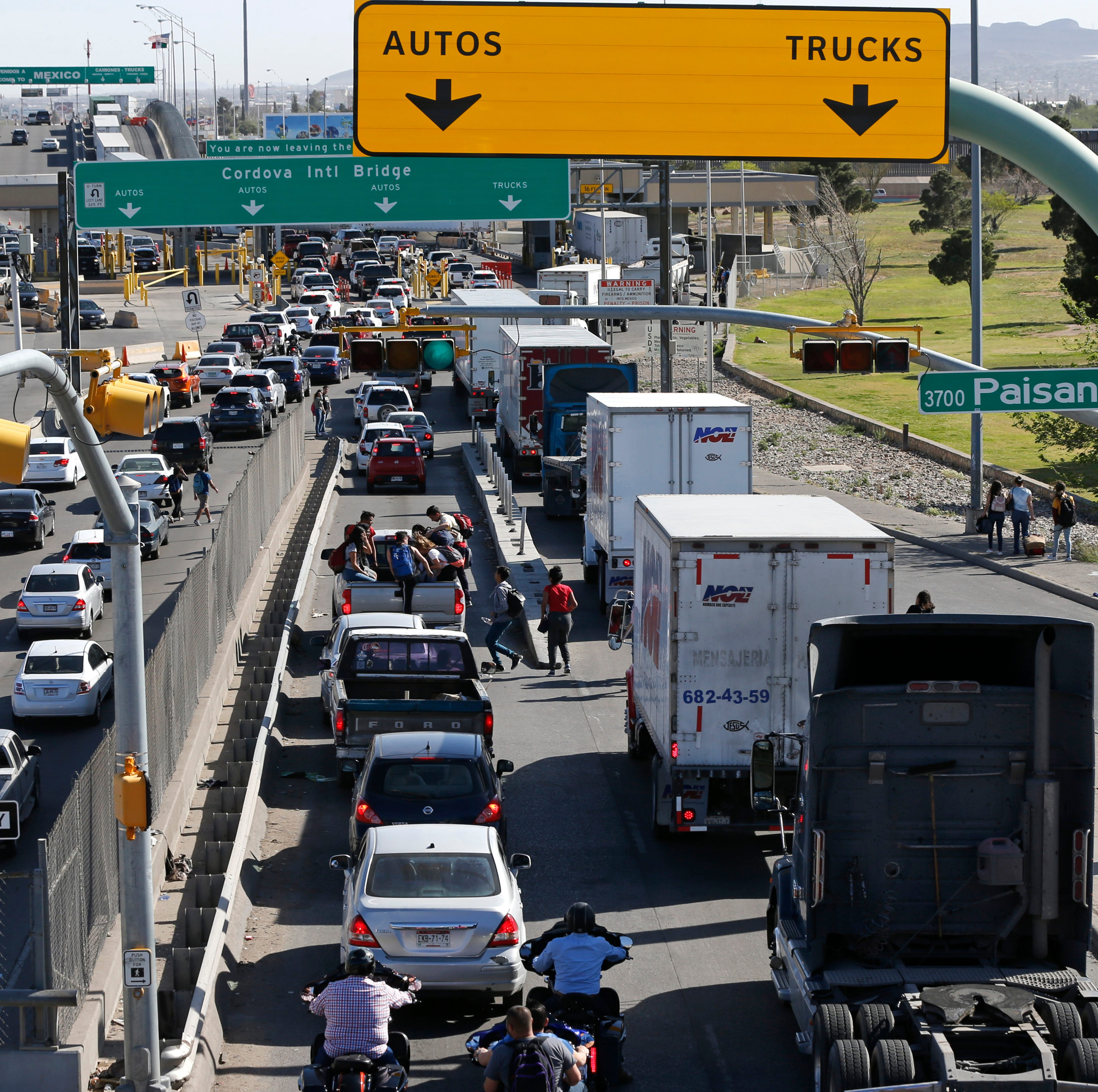 Closing US-Mexico border would send shockwave through dairy economy