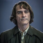 "Joaquin Phoenix stars in ""The Joker."""
