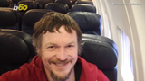 """Some of us have dreamed of the sweet life of flying on a private jet, but a Lithuanian man got to fly on a so-called """"private"""" jetliner! Buzz60's Mercer Morrison has the story."""