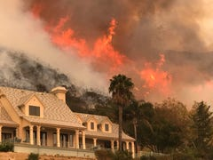 Climate Point: As deadly wildfires erupt, should power lines go underground?