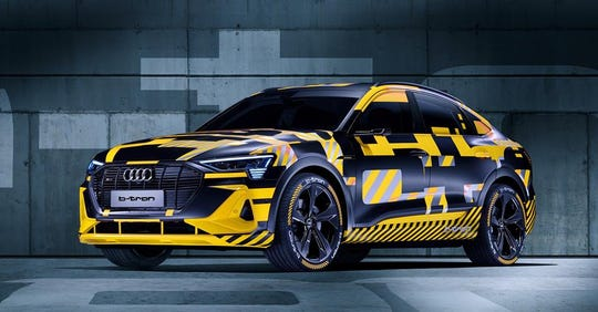 "Audi's 2019 April Fools' Day hoax poked fun at the buzz surrounding zero-emissions vehicles. Its pretend vehicle, the b-Tron, runs on honey, according to Audi Australia. The company said, ""Early prototypes tended to attract scores of bees, typically around the hexagonal fuel cap."""