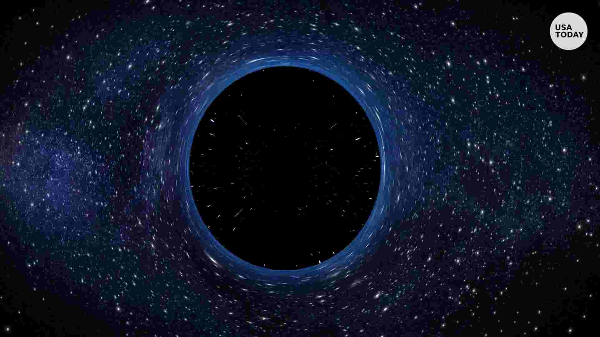 First-ever photo of a black hole will suck you in