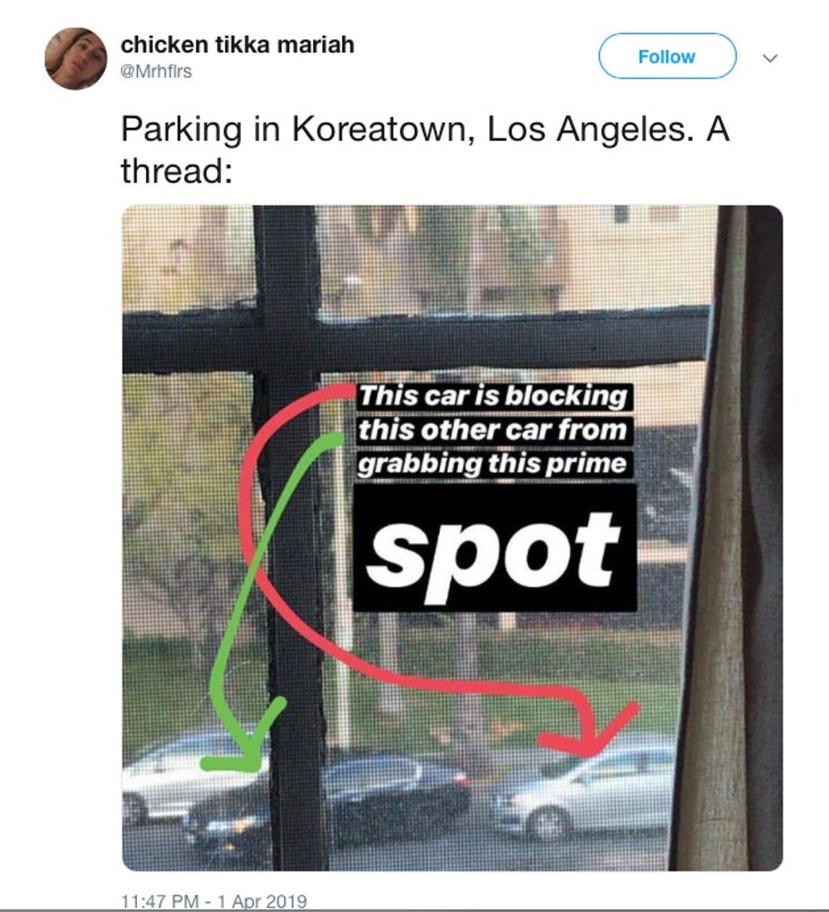 TeamBlackCar parking dispute viral on Twitter, Chrissy Teigen reacts