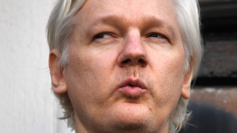 julian assange - 1 день