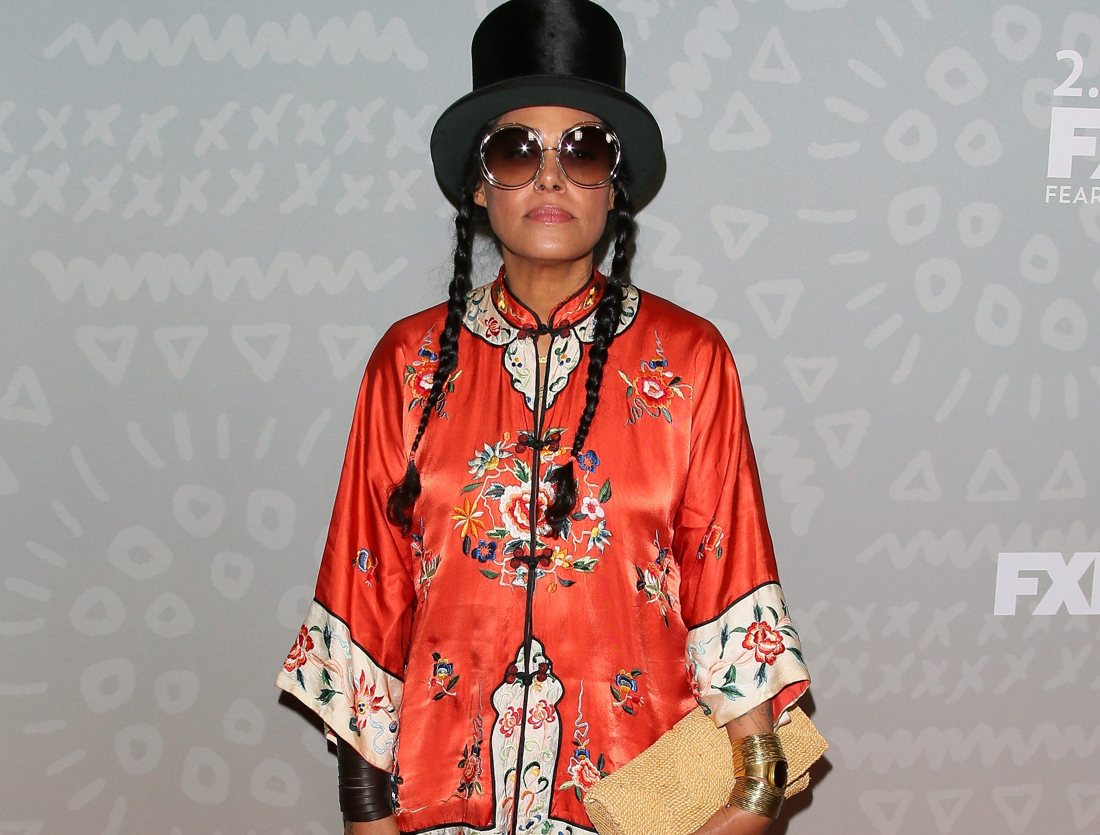 SANTA MONICA, CALIFORNIA - FEBRUARY 26: Cree Summer attends the Los Angeles premiere of FX's 'Better Things' Season 3 held at The Eli and Edythe Broad Stage on February 26, 2019 in Santa Monica, California.  (Photo by JB Lacroix/Getty Images) ORG XMIT: 775294806 ORIG FILE ID: 1127664325